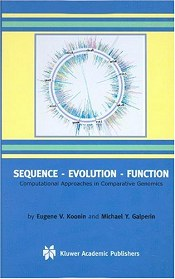 Sequence - Evolution - Function: Computational Approaches in Comparative Genomics (2002)